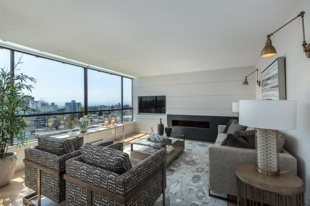 2115 W 40TH Avenue #1302, Vancouver, BC V6M 1W2 (#R2341548) :: Vancouver Real Estate