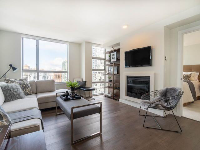 1225 Richards Street #2304, Vancouver, BC V6B 1E6 (#R2341651) :: Vancouver Real Estate