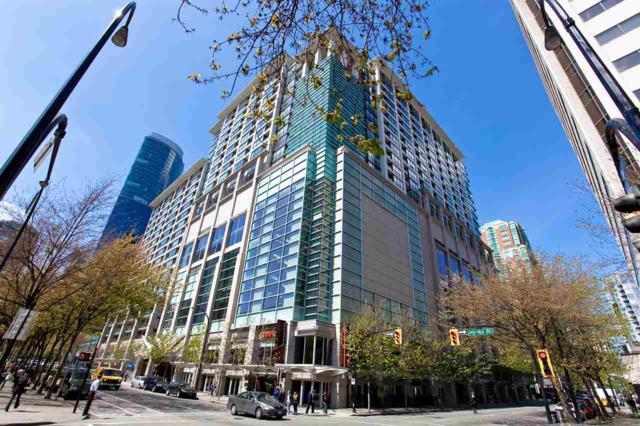 938 Smithe Street #1526, Vancouver, BC V6Z 3H8 (#R2341680) :: Vancouver Real Estate
