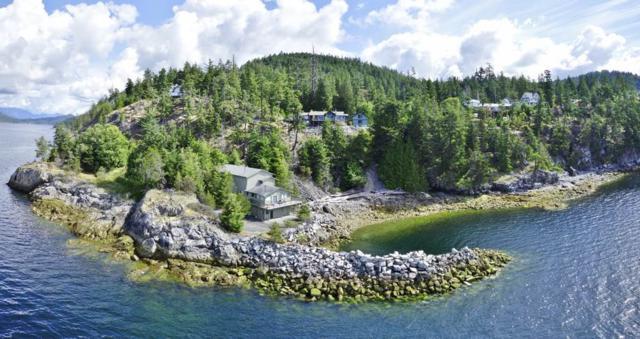 4153 Packalen Boulevard, Garden Bay, BC V0N 1S1 (#R2342280) :: Homes Fraser Valley