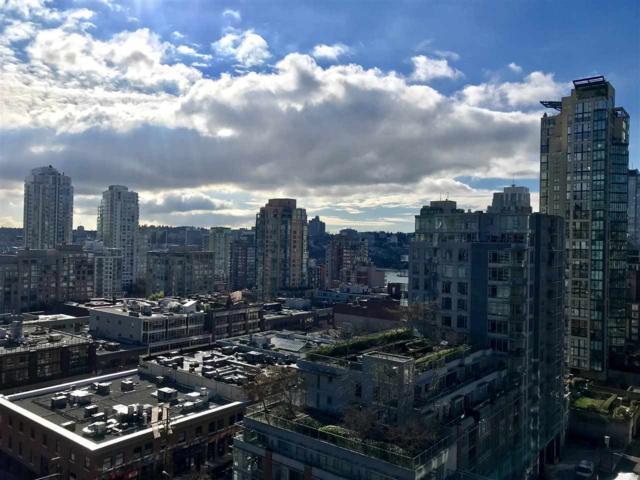 1088 Richards Street #1501, Vancouver, BC V6B 3E1 (#R2342337) :: Vancouver Real Estate
