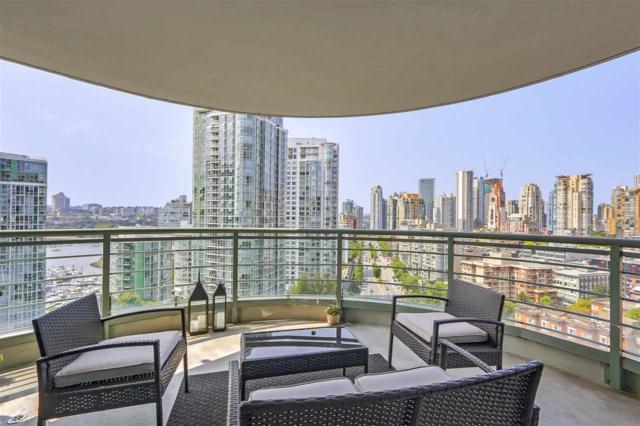 1009 Expo Boulevard #2103, Vancouver, BC V6Z 2V9 (#R2342468) :: Vancouver Real Estate