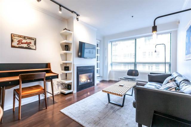 1226 Hamilton Street #500, Vancouver, BC V6B 2S8 (#R2342515) :: Vancouver Real Estate