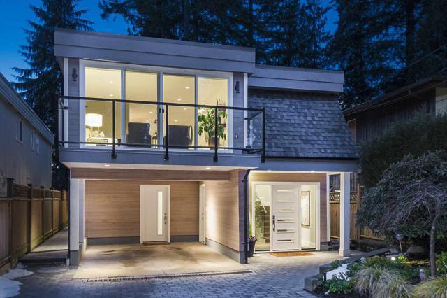 2015 SW Philip Avenue, North Vancouver, BC V7P 2W5 (#R2342632) :: Vancouver Real Estate