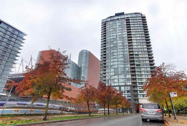 33 Smithe Street #907, Vancouver, BC V6B 0B5 (#R2342799) :: Vancouver Real Estate
