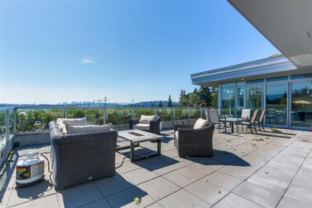 918 Keith Road #502, West Vancouver, BC V7T 1M3 (#R2343789) :: Vancouver Real Estate