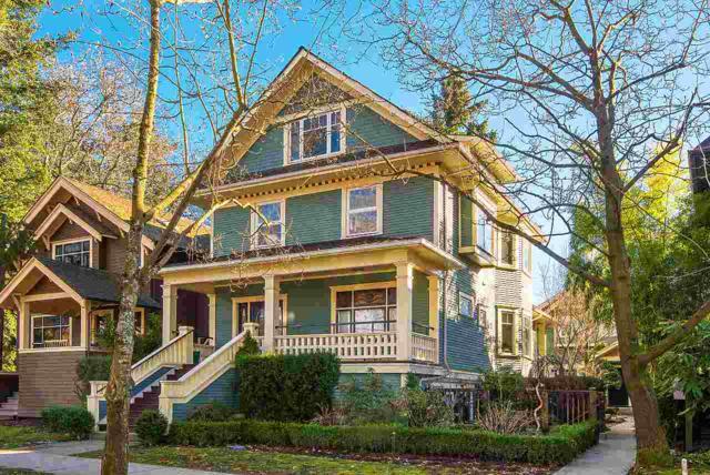 140 W 11TH Avenue #3, Vancouver, BC V5Y 1S7 (#R2344931) :: Vancouver Real Estate