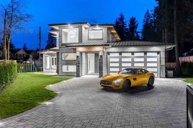 1204 Burnage Road, North Vancouver, BC V7R 1G7 (#R2345096) :: Vancouver Real Estate