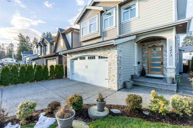 2473 Glenwood Avenue, Port Coquitlam, BC V3B 1Y7 (#R2345720) :: Vancouver Real Estate