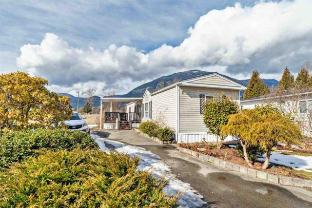 41168 Lougheed Highway #11, Mission, BC V0M 1G0 (#R2345753) :: TeamW Realty