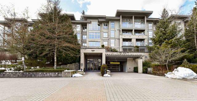 9329 University Crescent #208, Burnaby, BC V5A 4Y4 (#R2346210) :: TeamW Realty