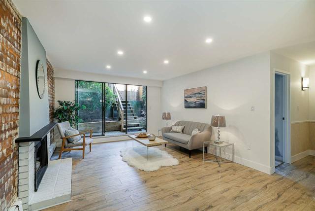 707 Gloucester Street #101, New Westminster, BC V3M 5W1 (#R2346241) :: Homes Fraser Valley