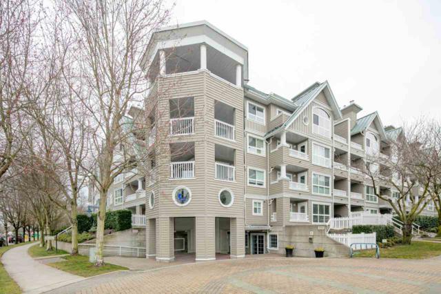 5900 Dover Crescent #409, Richmond, BC V7C 5R4 (#R2347833) :: TeamW Realty