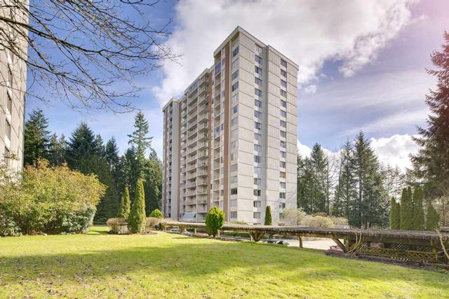 2004 Fullerton Avenue #1408, North Vancouver, BC V7P 3G8 (#R2348003) :: TeamW Realty