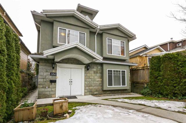356 E 33RD Avenue, Vancouver, BC V5V 2Z9 (#R2348090) :: TeamW Realty