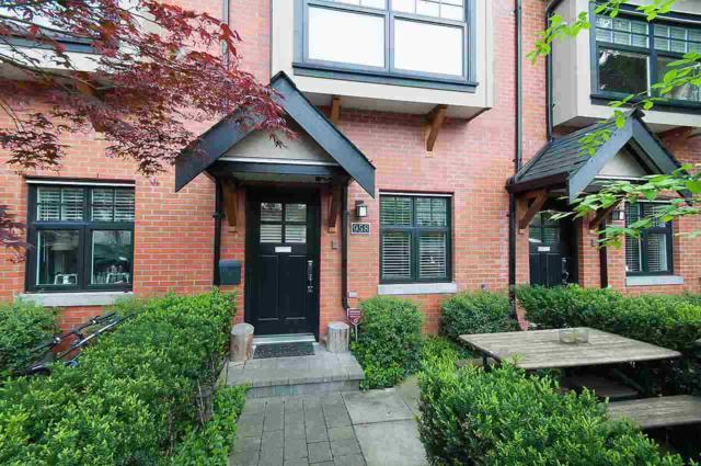 958 W 15TH Avenue, Vancouver, BC V5Z 1R9 (#R2348197) :: TeamW Realty