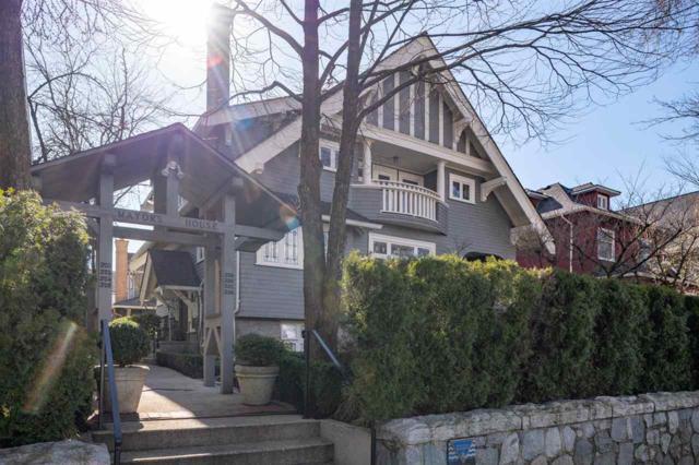 330 W 15 Avenue, Vancouver, BC V5Y (#R2348290) :: Vancouver Real Estate