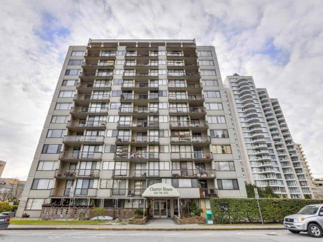 620 Seventh Avenue #706, New Westminster, BC V3M 5T6 (#R2348294) :: Vancouver Real Estate