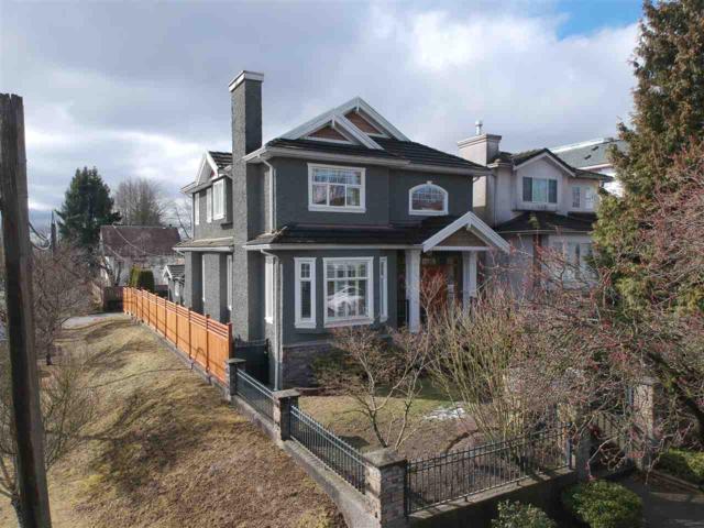 2496 E 3RD Avenue, Vancouver, BC V5M 1G7 (#R2348306) :: TeamW Realty