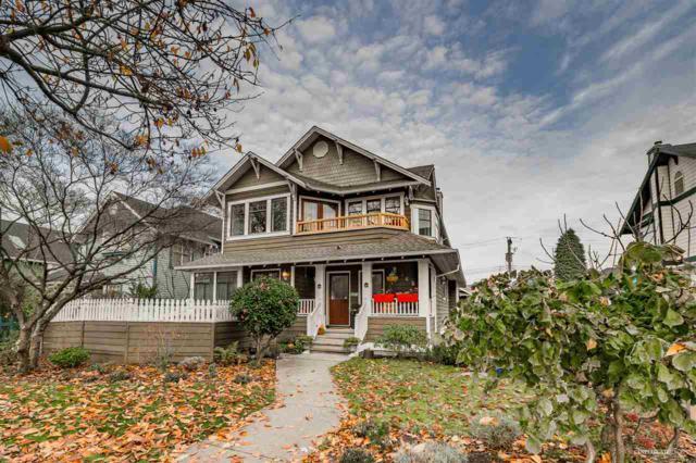 163 W 15TH Avenue, Vancouver, BC V5Y 1X8 (#R2348328) :: Vancouver Real Estate