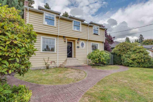 1953 Fulton Avenue, West Vancouver, BC V7V 1T2 (#R2348410) :: Vancouver Real Estate