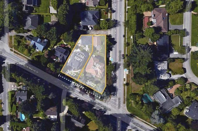 3607 SW Marine Drive, Vancouver, BC V6N 3Z3 (#R2348413) :: Vancouver Real Estate