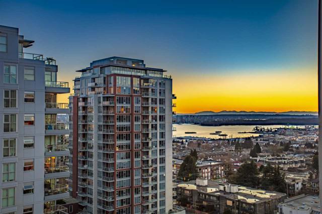 120 W 16TH Street #1204, North Vancouver, BC V7M 3N6 (#R2348470) :: TeamW Realty