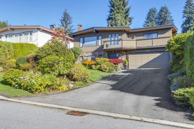 1976 Dunrobin Crescent, North Vancouver, BC V7H 1N2 (#R2348622) :: TeamW Realty
