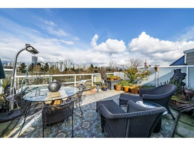 1100 West 6Th Avenue A4, Vancouver, BC V6H 1A4 (#R2348638) :: TeamW Realty
