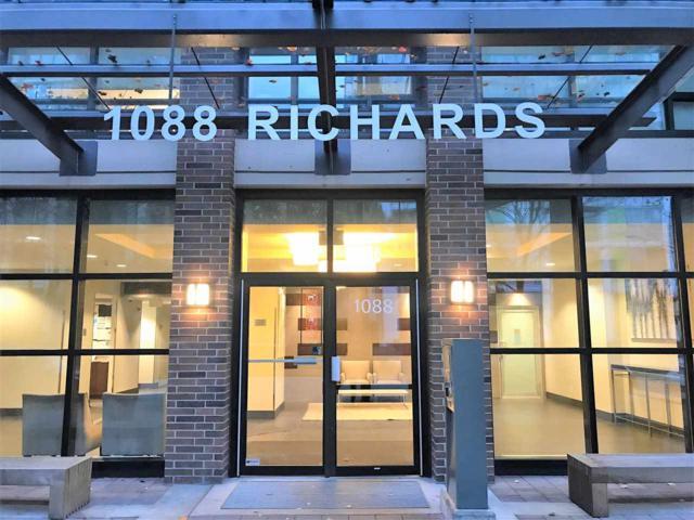 1088 Richards Street #710, Vancouver, BC V6B 0J8 (#R2349020) :: TeamW Realty