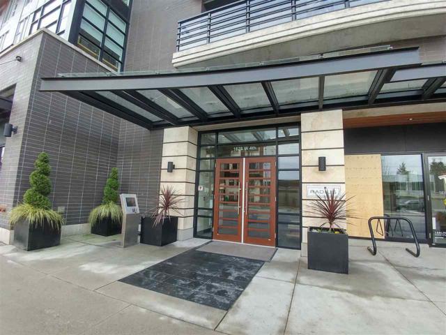 1628 W 4TH Avenue #214, Vancouver, BC V6J 0G6 (#R2349036) :: TeamW Realty