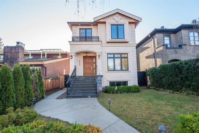 4650 W 6TH Avenue, Vancouver, BC V6R 1V7 (#R2349327) :: TeamW Realty