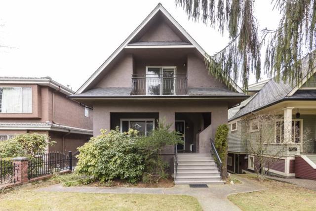 191 W 17TH Avenue, Vancouver, BC V5Y 1Z7 (#R2349349) :: TeamW Realty