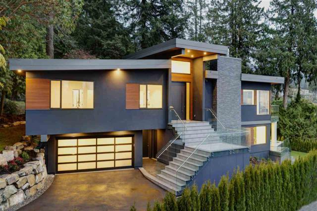 460 Hillcrest Street, West Vancouver, BC V7V 2L7 (#R2349350) :: TeamW Realty