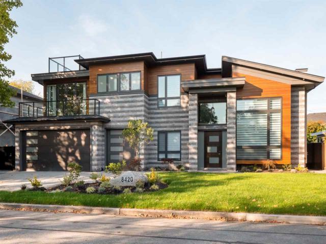 8420 Fairfax Crescent, Richmond, BC V7C 1Y1 (#R2349496) :: Vancouver Real Estate