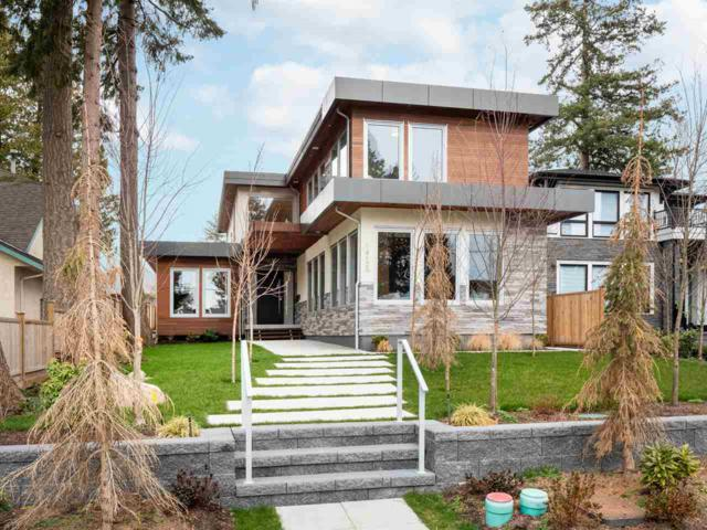 14129 Blackburn Avenue, White Rock, BC V4B 2Z6 (#R2349531) :: Vancouver Real Estate