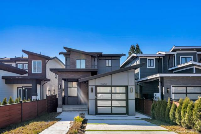 15450 Russell Avenue, White Rock, BC V4B 2R3 (#R2349536) :: Vancouver Real Estate
