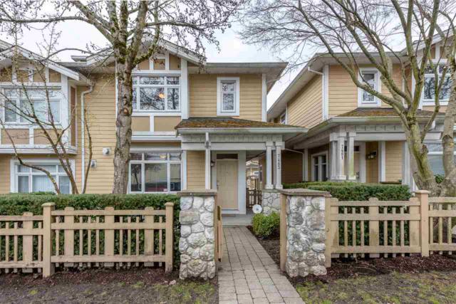 7483 Laurel Street, Vancouver, BC V6P 6Y4 (#R2349554) :: TeamW Realty