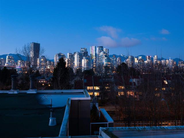 2218 Spruce Street, Vancouver, BC V6H 2P3 (#R2349561) :: TeamW Realty