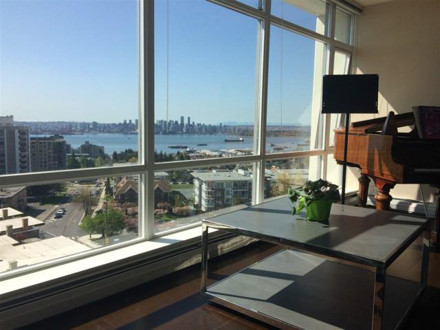 1320 Chesterfield Avenue #901, North Vancouver, BC V7M 0A6 (#R2349585) :: TeamW Realty