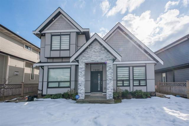 1660 Como Lake Avenue, Coquitlam, BC V3J 3P6 (#R2349587) :: Vancouver Real Estate
