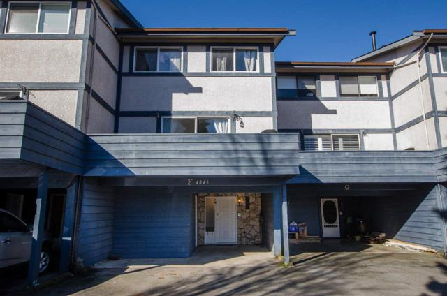 4845 Linden Drive F, Delta, BC V4K 3A2 (#R2349625) :: TeamW Realty