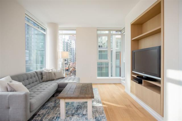 1351 Continental Street #702, Vancouver, BC V6Z 0C6 (#R2349627) :: TeamW Realty