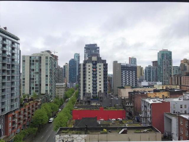 999 Seymour Street #1204, Vancouver, BC V6B 0M5 (#R2349650) :: TeamW Realty