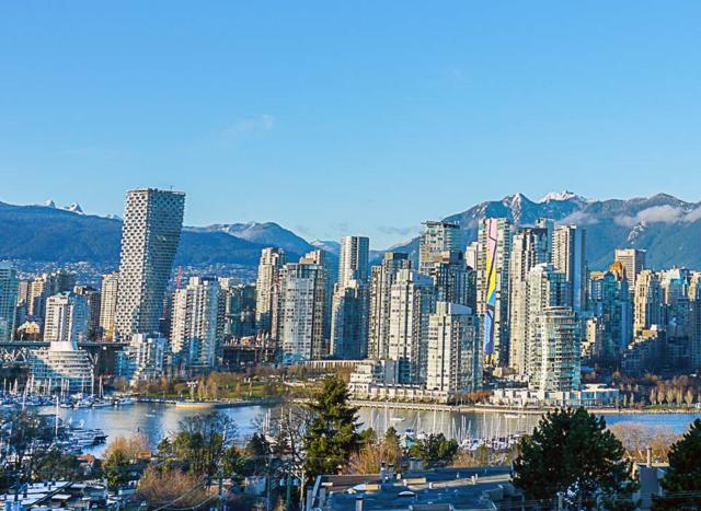 2550 Spruce Street #604, Vancouver, BC V6H 1E6 (#R2349719) :: TeamW Realty
