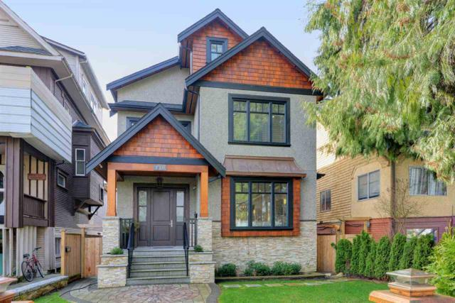 116 W 18TH Avenue, Vancouver, BC V5Y 2A5 (#R2349779) :: TeamW Realty