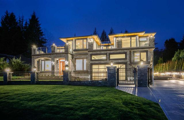 991 Cross Creek Road, West Vancouver, BC V7S 2S6 (#R2349787) :: TeamW Realty