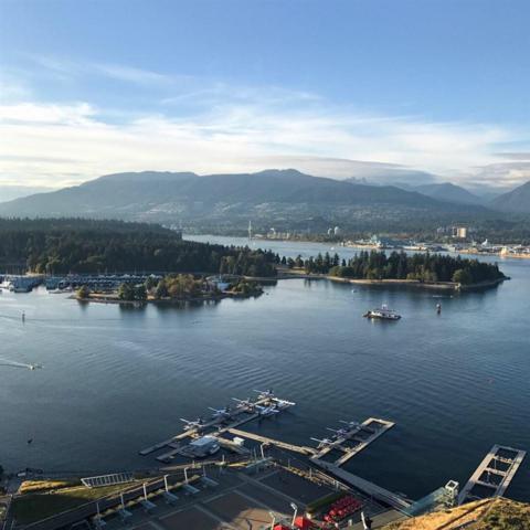 1011 W Cordova Street #2301, Vancouver, BC V6C 0B2 (#R2349810) :: TeamW Realty