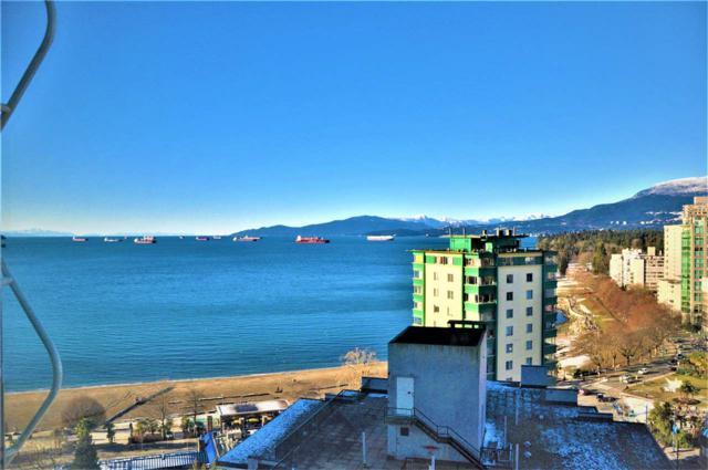 1221 Bidwell Street #1501, Vancouver, BC V6G 0B1 (#R2349868) :: TeamW Realty