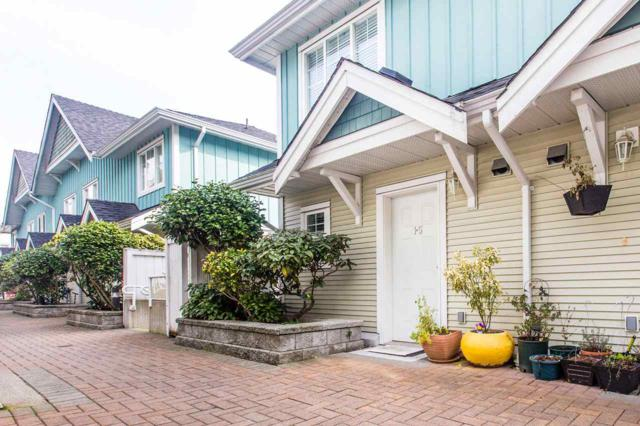 123 Seventh Street #15, New Westminster, BC V3M 6Y2 (#R2349885) :: Vancouver Real Estate
